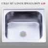 Chậu rửa chén inox Hwata A10