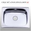 Chậu rửa chén inox Hwata A2