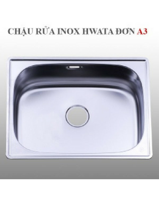 Chậu rửa chén inox Hwata A3