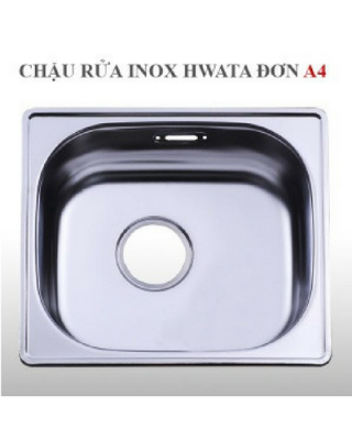 Chậu rửa chén inox Hwata A4