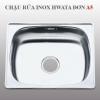 Chậu rửa chén inox Hwata A5