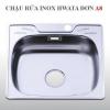 Chậu rửa chén inox Hwata A8