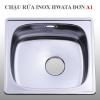 Chậu rửa inox Hwata A1