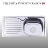 Chậu rửa inox Hwata B1