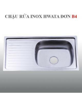 Chậu rửa inox Hwata B4