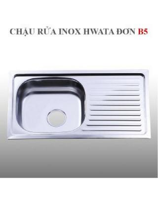 Chậu rửa inox Hwata B5