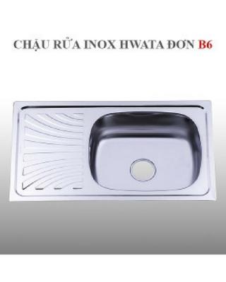 Chậu rửa inox Hwata B6