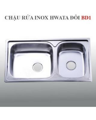 Chậu rửa inox Hwata BD1