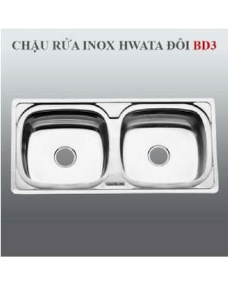 Chậu rửa inox Hwata BD3