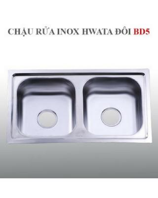 Chậu rửa inox Hwata BD5