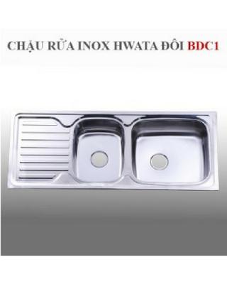 Chậu rửa inox Hwata BDC1