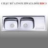 Chậu rửa inox Hwata BDC3