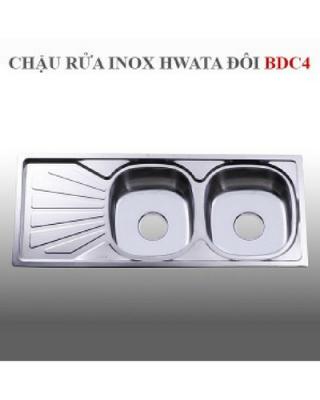 Chậu rửa inox Hwata BDC4